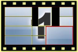 Free montage theme series Klotski Puzzle